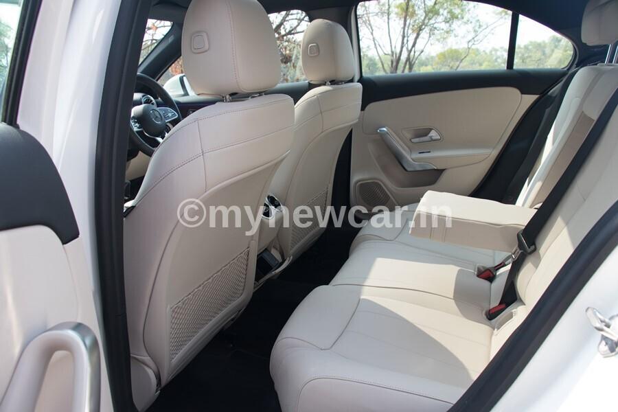 Mercedes-Benz A-Class Limousine review