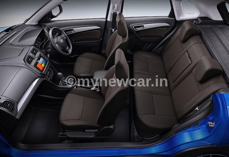 Toyota Urban Cruiser Interior & Features