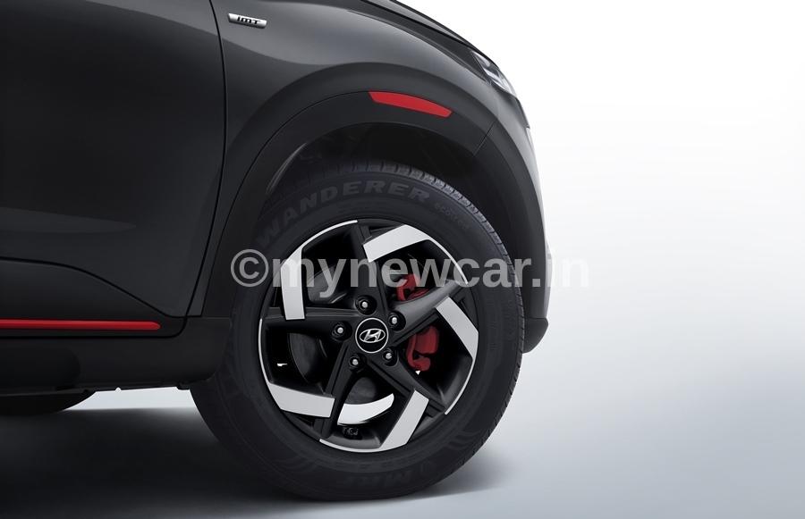 Hyundai Venue Sport exterior photo