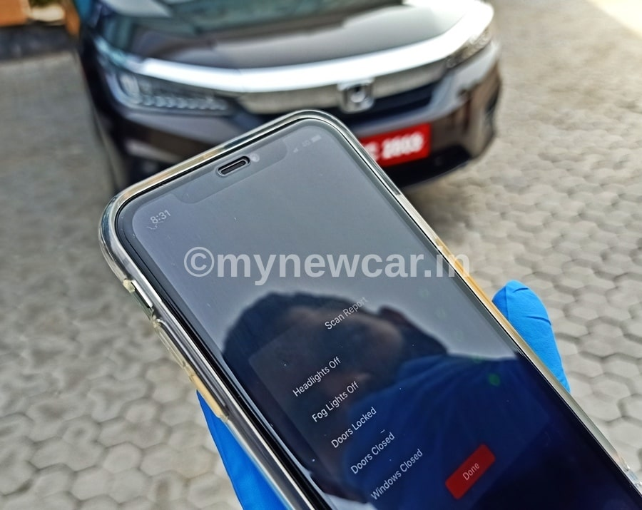 new honda city feature alexa