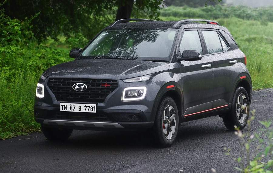 Hyundai Venue - Affordable SUV Under7 lakh to Buy in India 2021