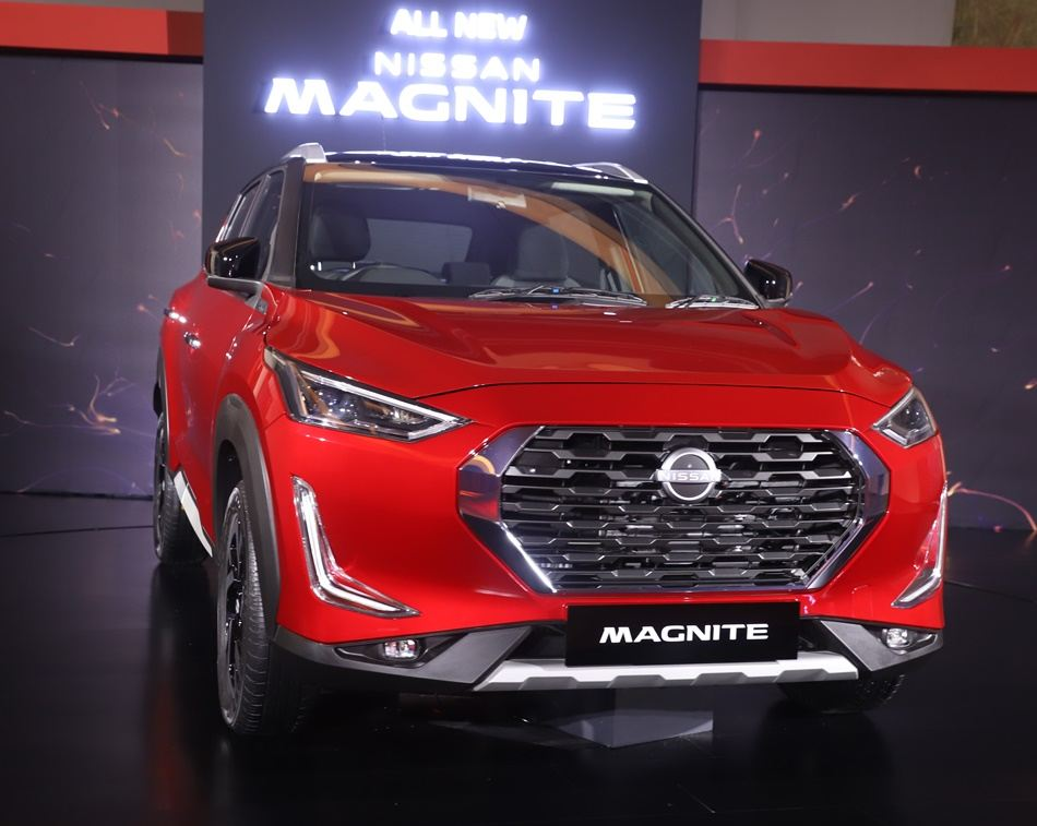 Nissan Magnite - Affordable SUV Under7 lakh to Buy in India 2021