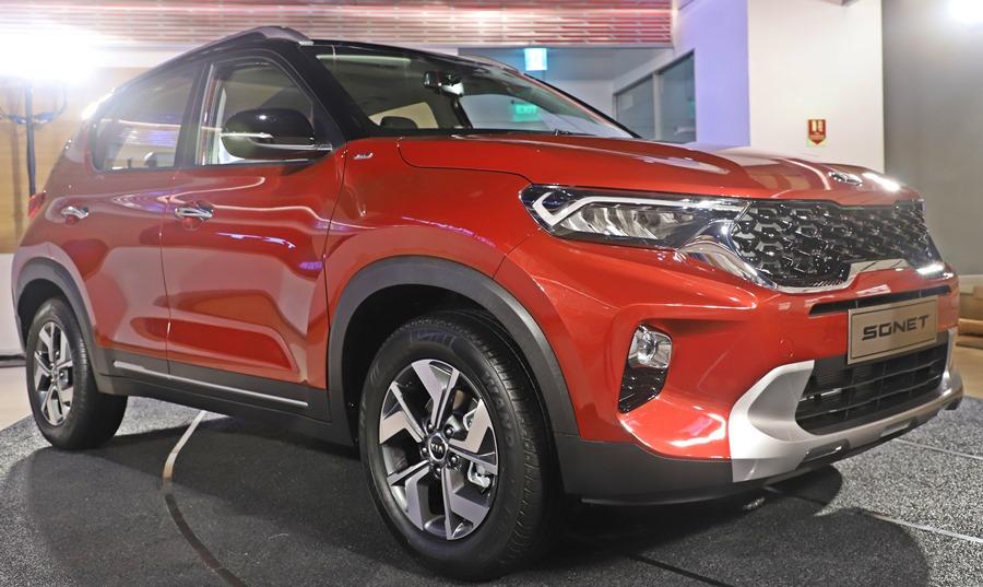 Kia Sonet - Best Petrol Compact SUV
