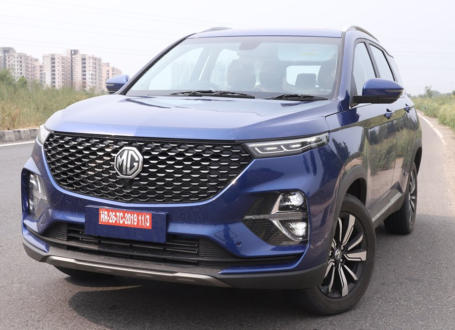mg-india-car-sales-march-report-2021