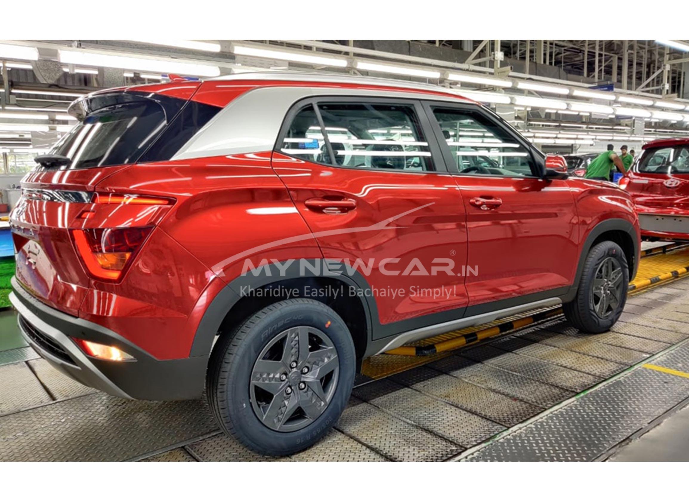 New Hyundai Creta outer look