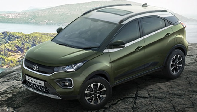 Tata Nexon - Affordable SUV Under7 lakh to Buy in India 2021