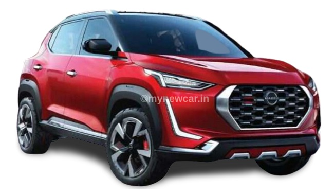 Nissan Magnite Price in India, Launch Date, Images & Specs