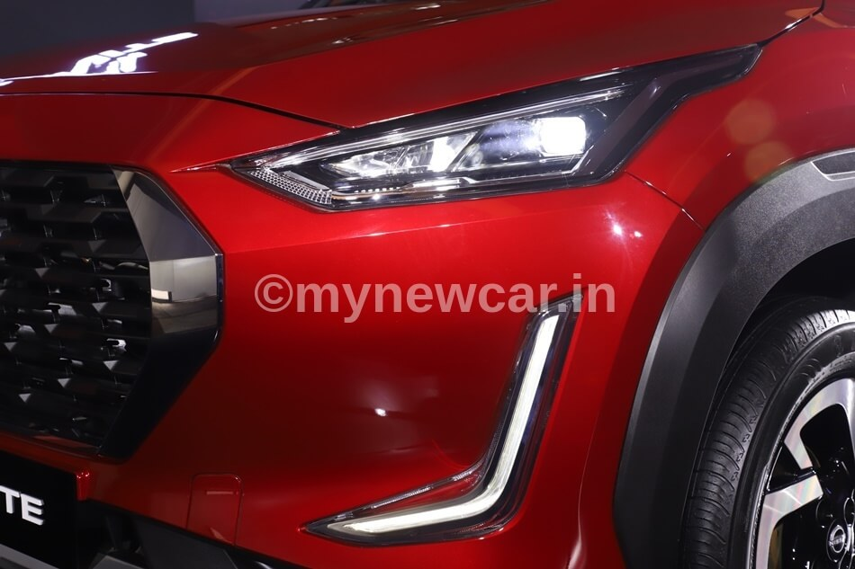 Nissan Magnite variants and features explained