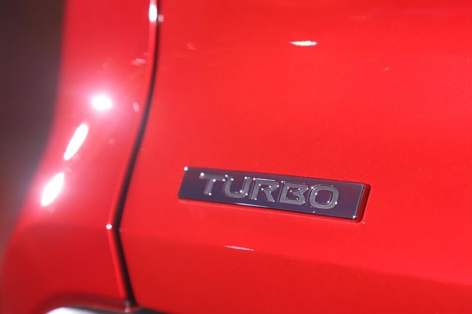 nissan magnite turbo engine