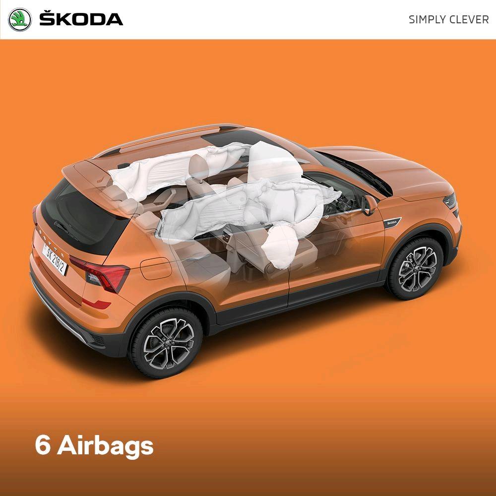 skoda-kushaq-airbags-safety-feature