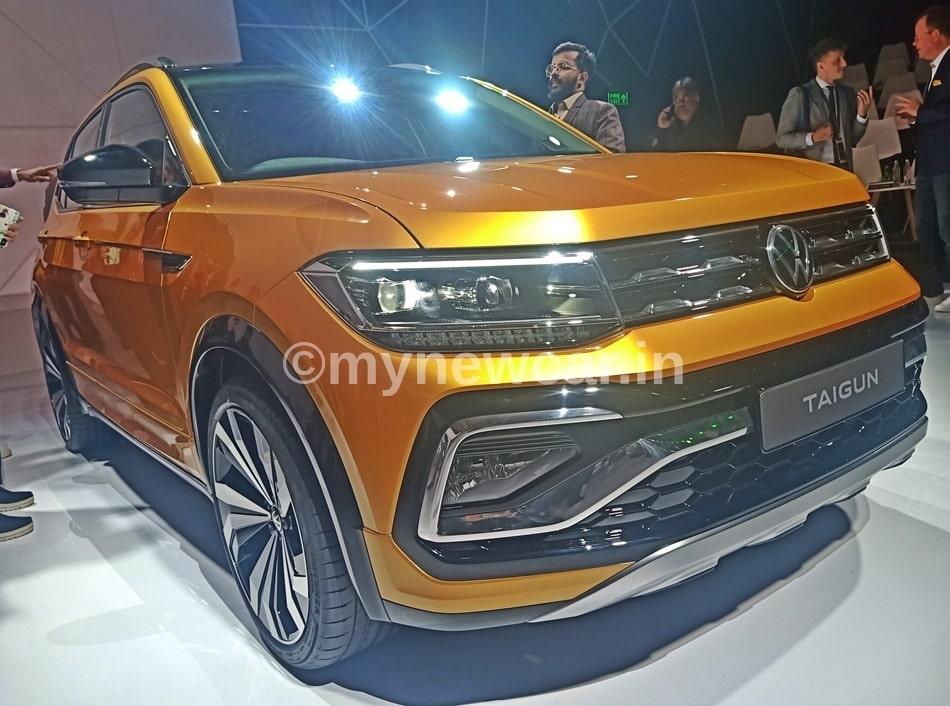 Volkswagen Taigun vs KIA Seltos vs Hyundai Creta
