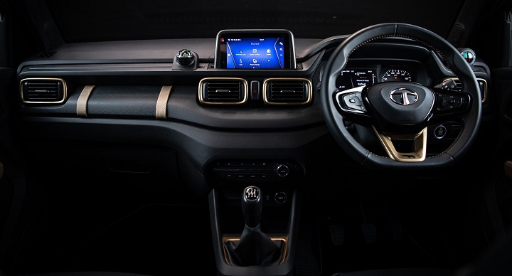 tata-hbx-hornbill-suv-concept-interior-dashboard-infotainment