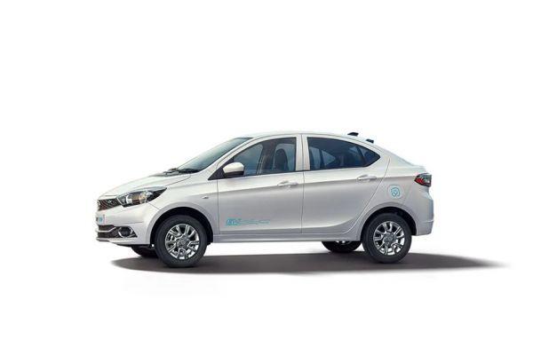 tata tigor car launched in India