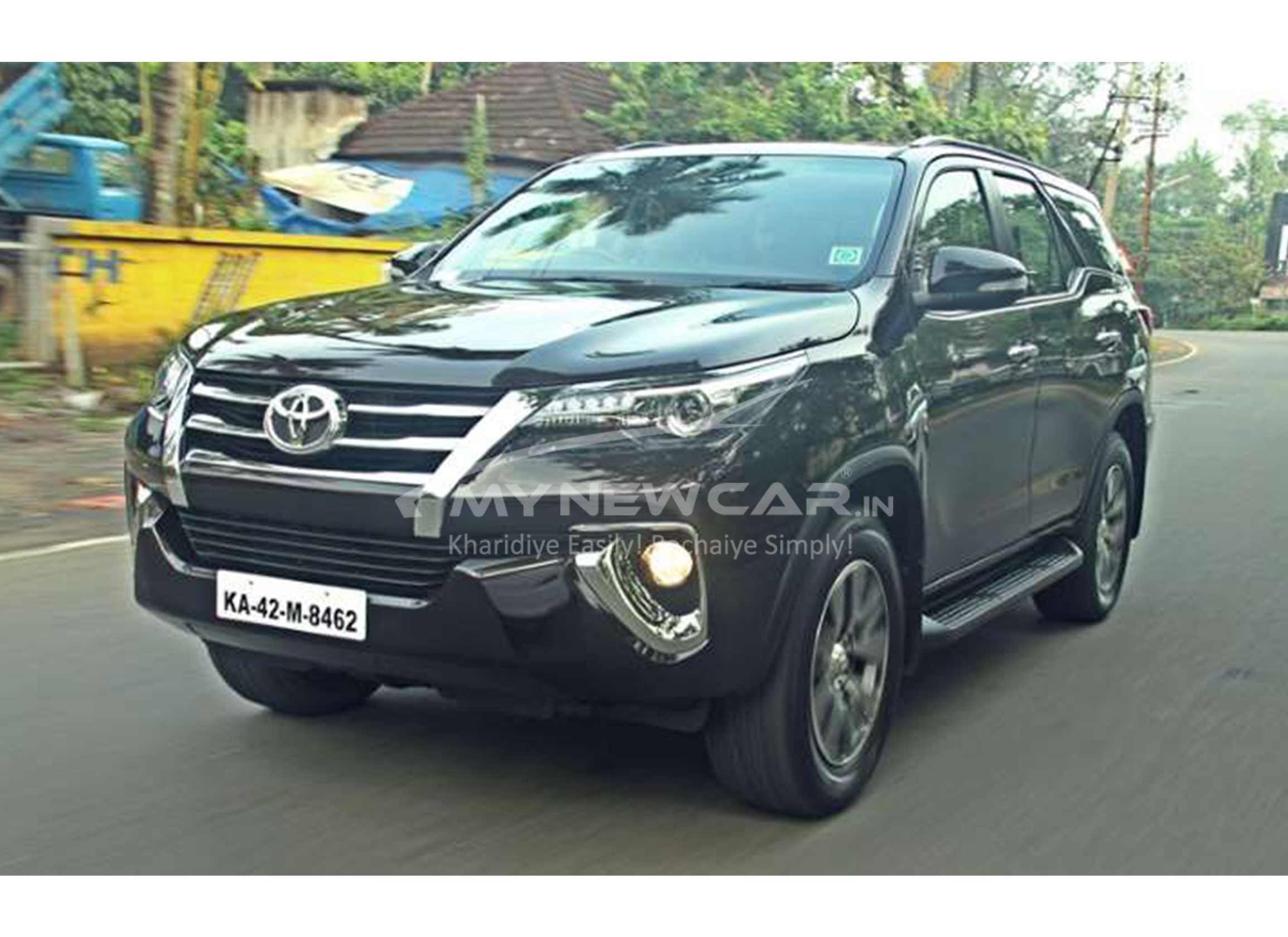 toyota fortuner most popular suv in india apr 2020