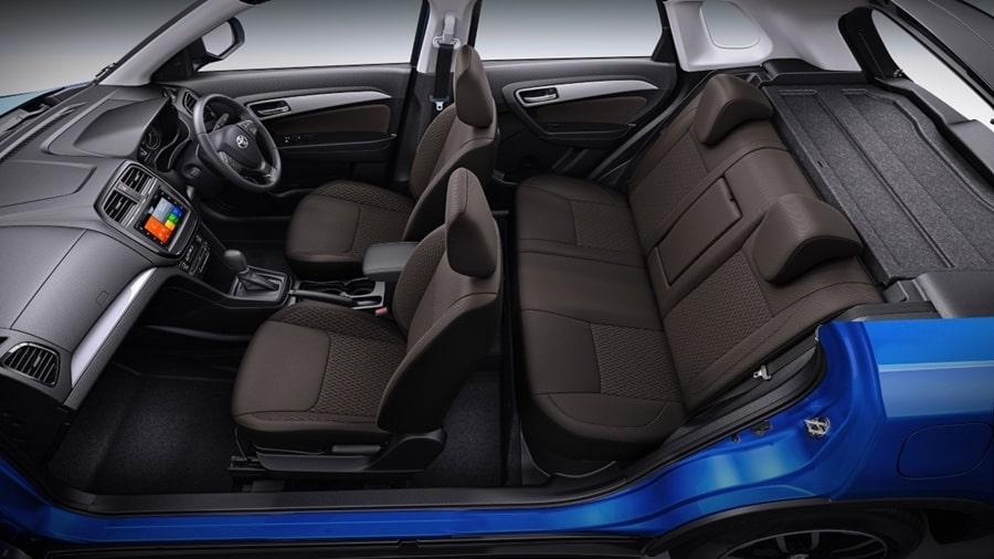urban cruiser interior image