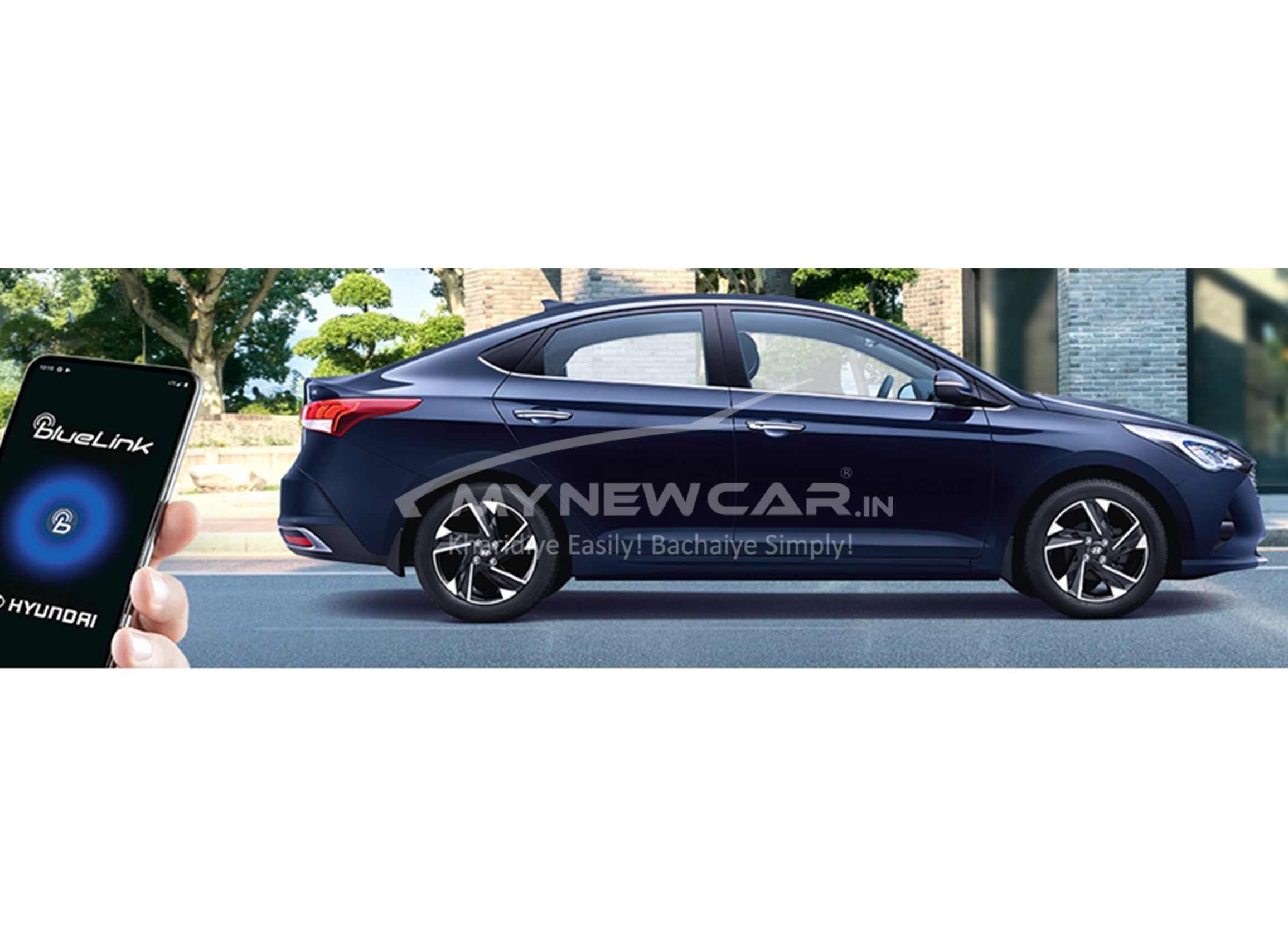 New Hyundai Verna 2020 pic