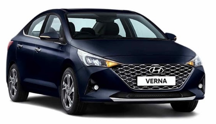 hyundai verna most fuel efficient sedan