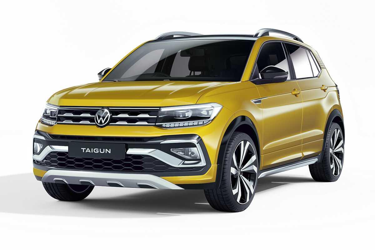 vw-taigun-yellow-india