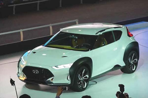 Hyundai Enduro SUV concept revealed at Seoul