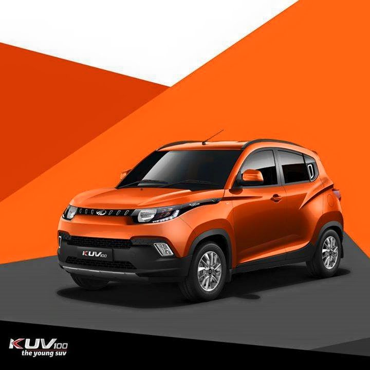 Mahindra Officially Unveils Details of KUV1OO with New Family of Falcon Engines