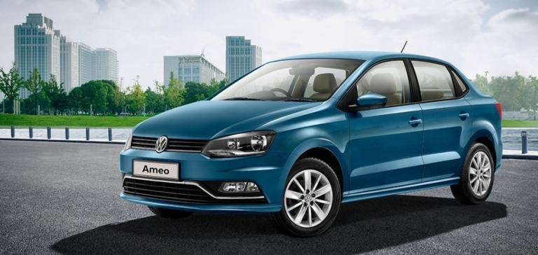 Everything You Want About Volkswagen Ameo; Variants, Prices, Launch Date, Feature List