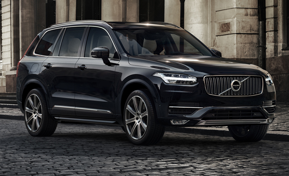 New Volvo XC90 Launched