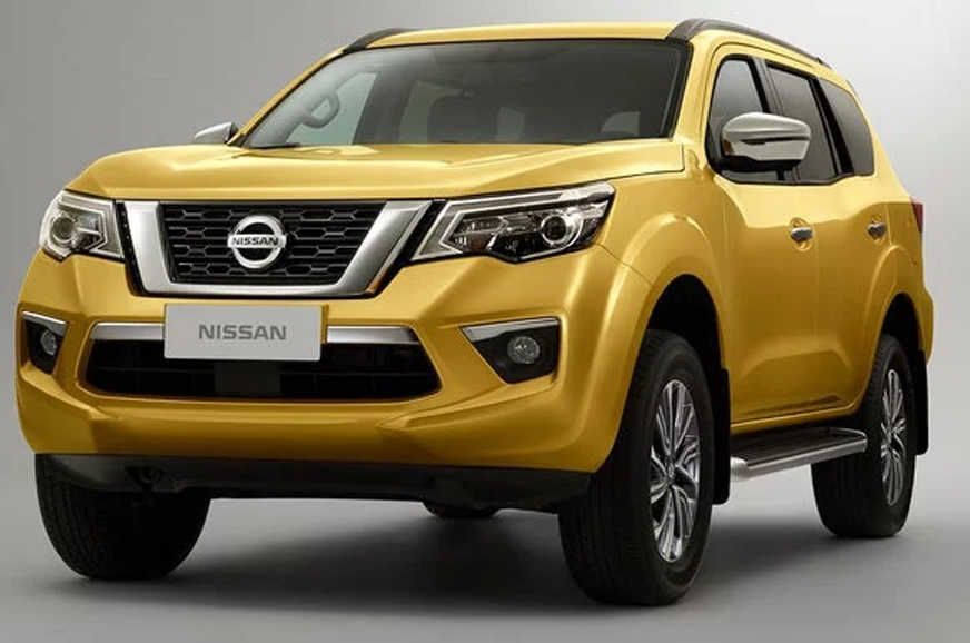 Nissan Terra Officially Revealed