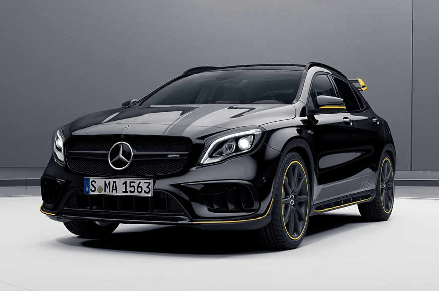 Mercedes-AMG has launched the facelift for the CLA45 and GLA45 in the Indian market
