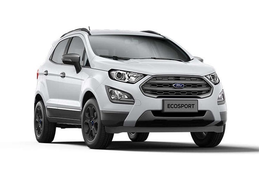 Ford EcoSport facelift launched in India