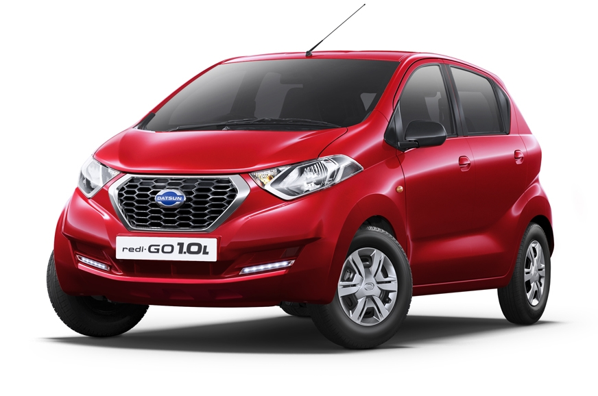 Datsun launches the Redi-Go 1.0L with an AMT gearbox