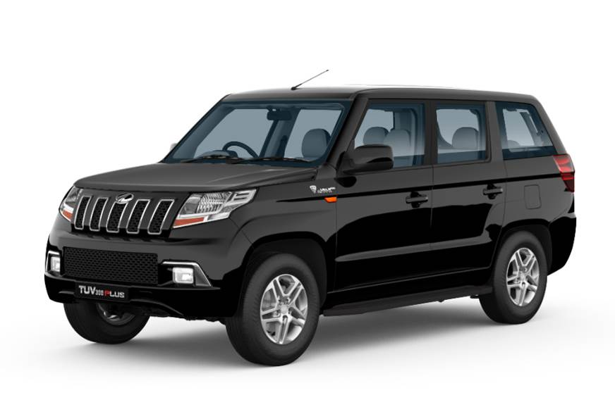 Mahindra TUV 300 Plus SUV launched in India