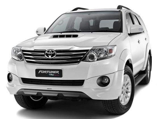 Safety to be enhanced in the 2016 Fortuner