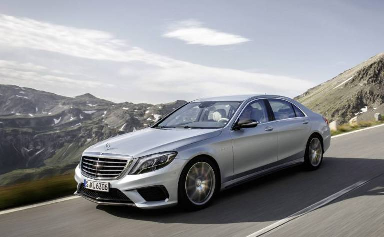 Mercedes-Benz S63 AMG launched in India