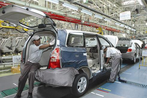 Toyota to locally manufacture Innova and Fortuner Engines