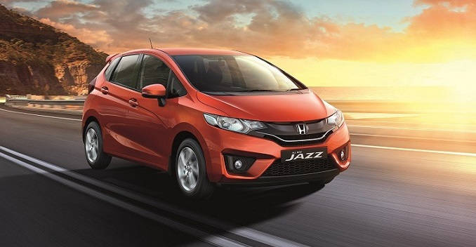 Honda Jazz Beats City to Become Top-Selling Honda Car in July, 2015