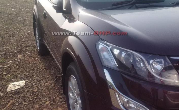2015 Mahindra XUV 500 Launched