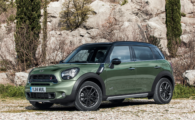 Updated Mini Countryman launched at Rs 36.50 lakh