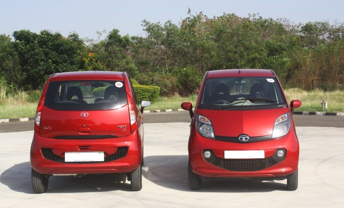 Review : Tata Nano GenX AMT