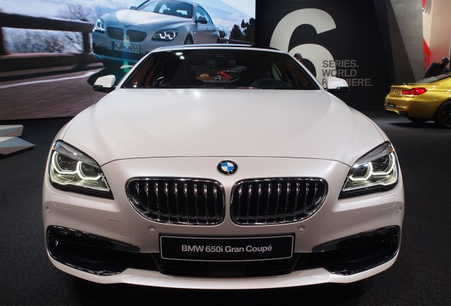 BMW 2015 6 series Gran Coupe launched in India – Details