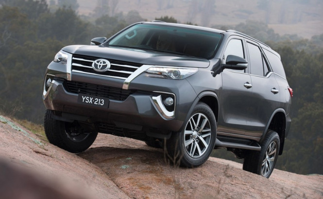 Toyota Fortuner Launched At Rs 25.92 Lac; Goes Upto 31.12 Lac (Ex-Showroom, Delhi)