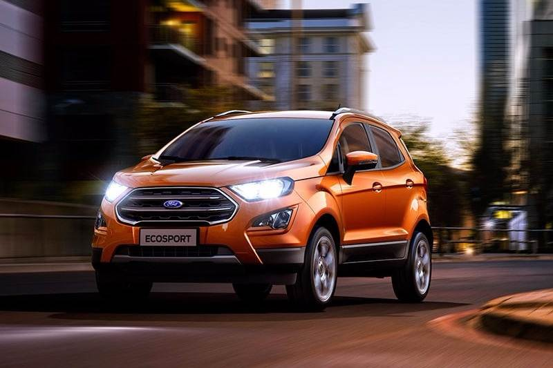 Ford issues a recall for the EcoSport in India
