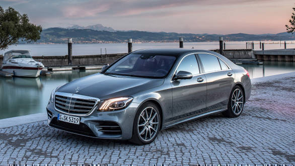 2018 Mercedes-Benz S-Class Launched In India
