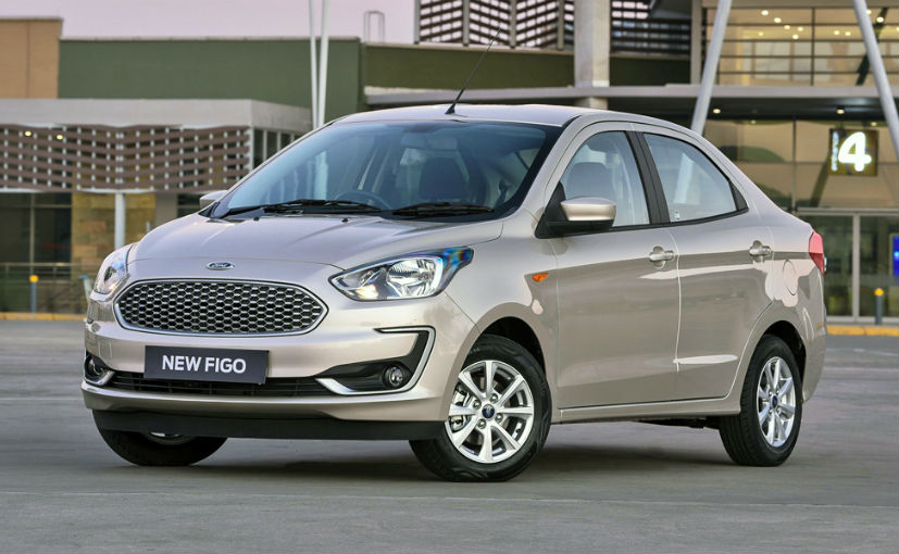 Ford Figo Aspire Expected Launch on Oct 4th