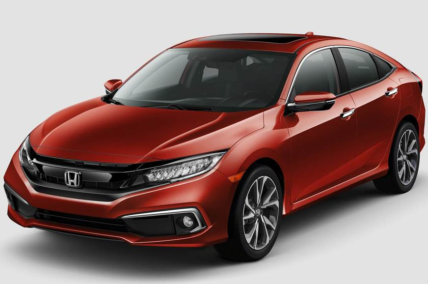 Launch details of the upcoming Honda Civic revealed