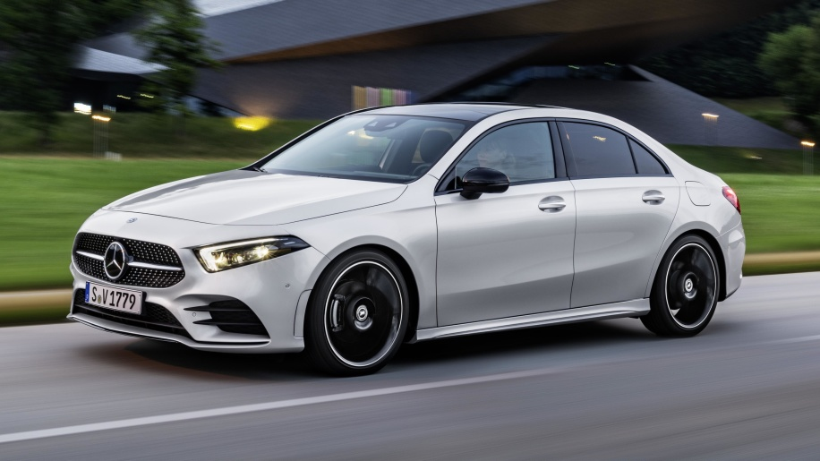 Mercedes-Benz A-Class sedan officially Launched