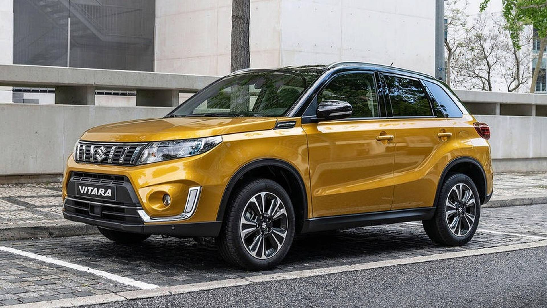 2019 Suzuki Vitara SUV Launched