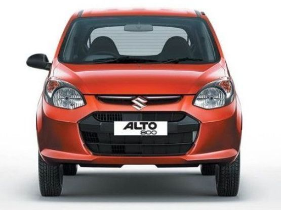 Maruti Suzuki Alto 800 Facelift Launched At Rs 2.49 lac