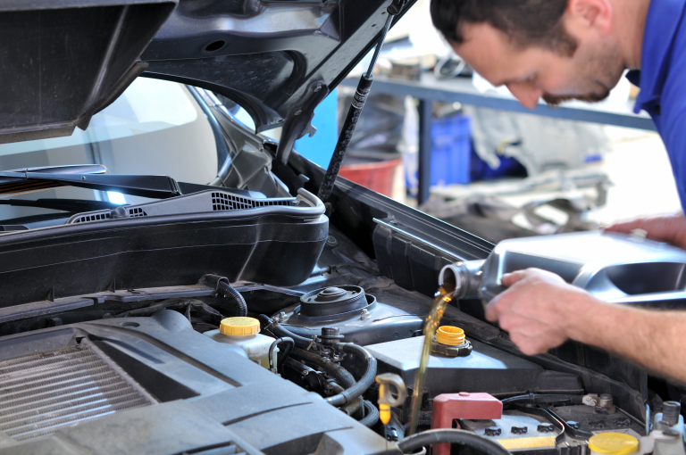 DIY (Do It Yourself): How To Change The Engine Oil Of Your Car