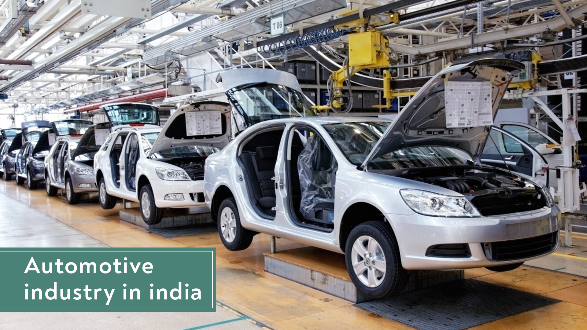 The Ultimate Revelation Of Automotive Industry In India