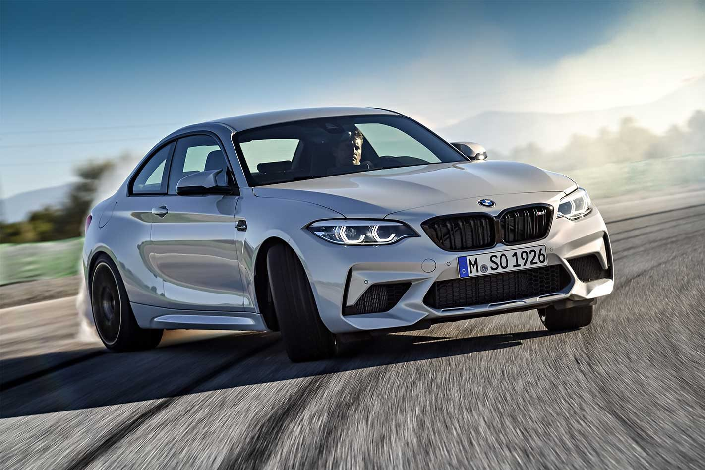 BMW M2 gets listed on BMW India page